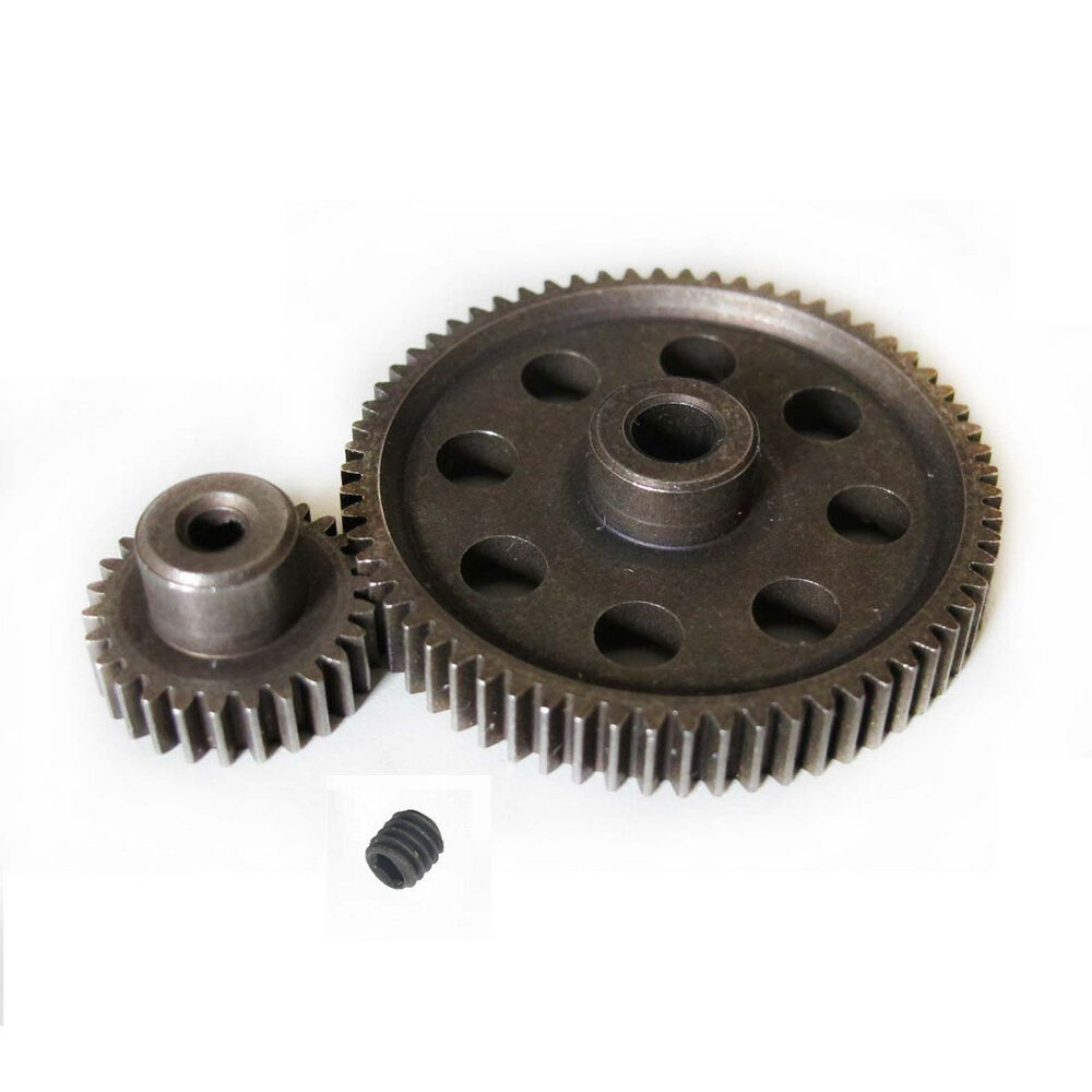 Hsp Rc 1 10 11184 11176 Differential Steel Metal Main