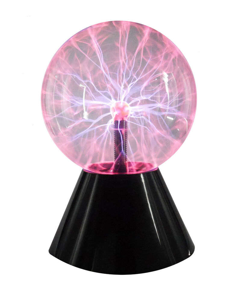 Plasma Ball Toy : Unique gadgets toys quot diameter giant nebula plasma