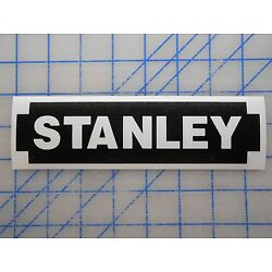 Stanley Decal Sticker 5.5'' 7.5'' 11'' Tools Box Saw Table Drill Wrench Shop Bit MM