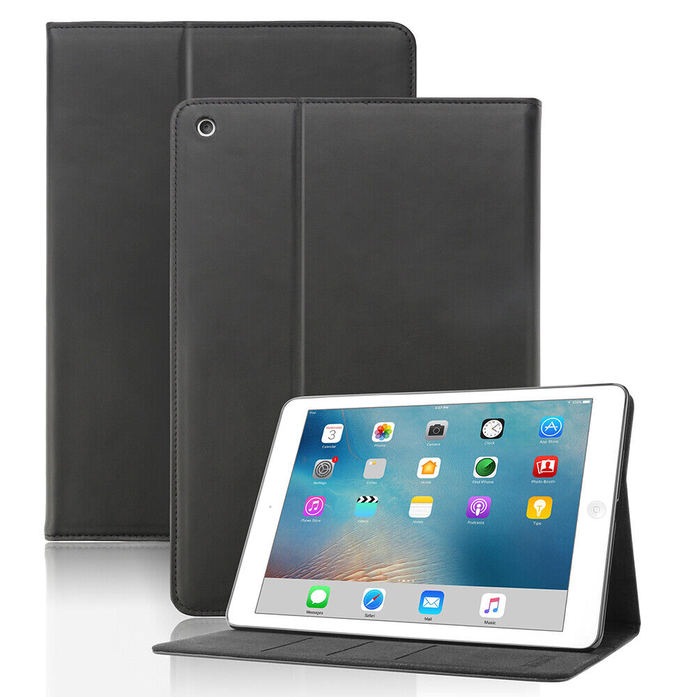 premium real genuine leather case smart cover for apple ipad pro 9 7 auto sleep ebay. Black Bedroom Furniture Sets. Home Design Ideas