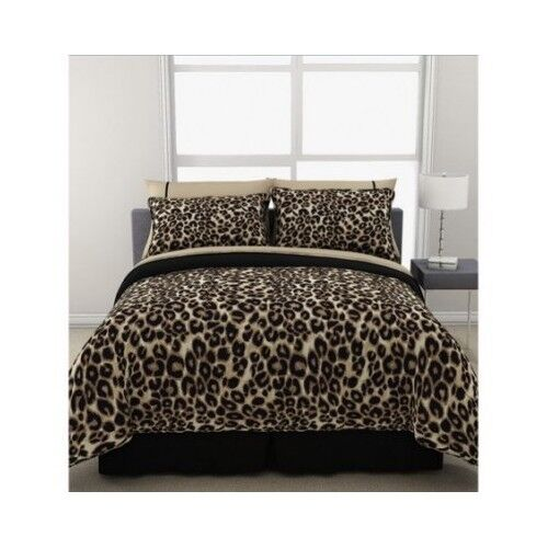 Cheetah Bed In A Bag Twin
