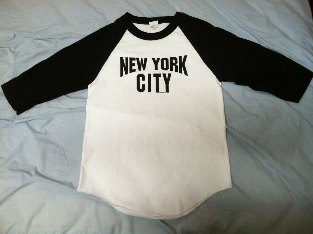 The Beatles John Lennon New York City T Shirt Tee 3 4