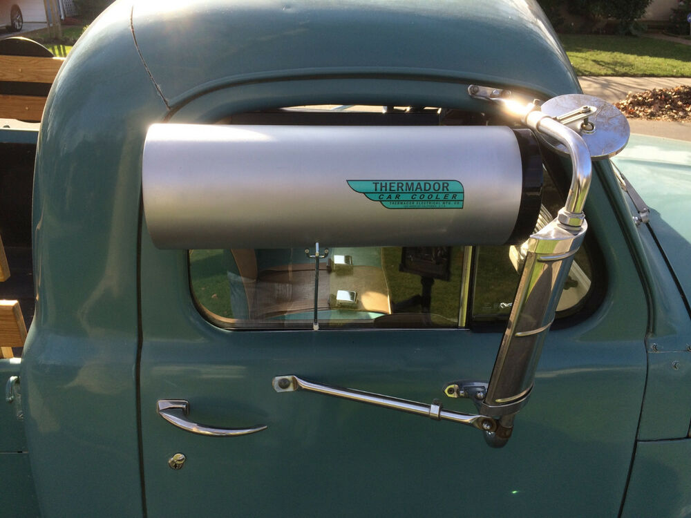 Swamp Cooler For Old Cars