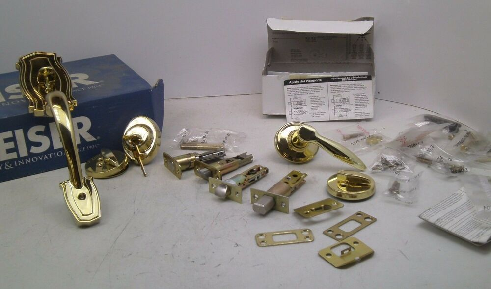 Lot Of Various Parts Accy Door Locks Levers Handlesets