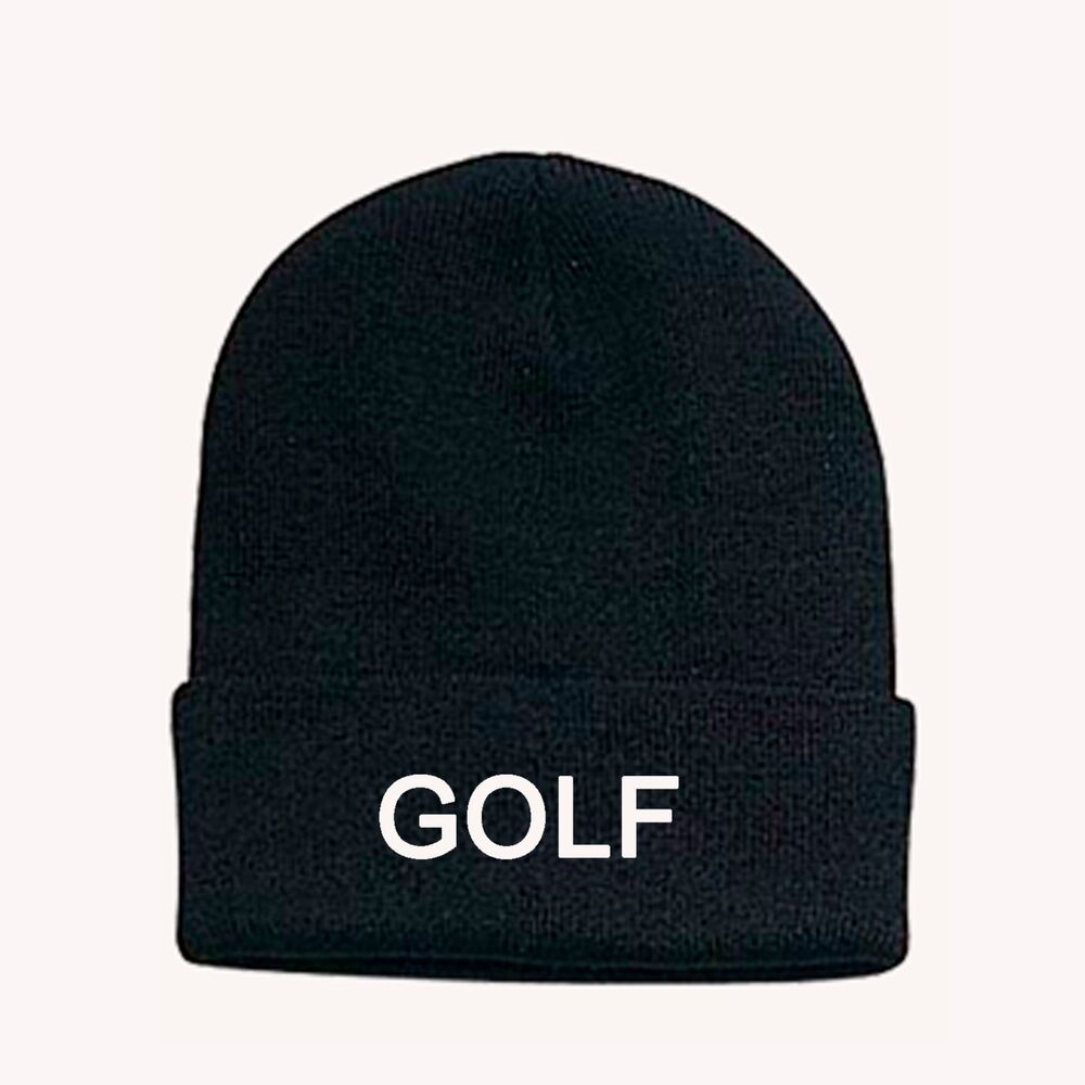 341a2087a8 Details about GOLF WANG ODD FUTURE TYLER THE CREATOR OF DONUT BEANIE