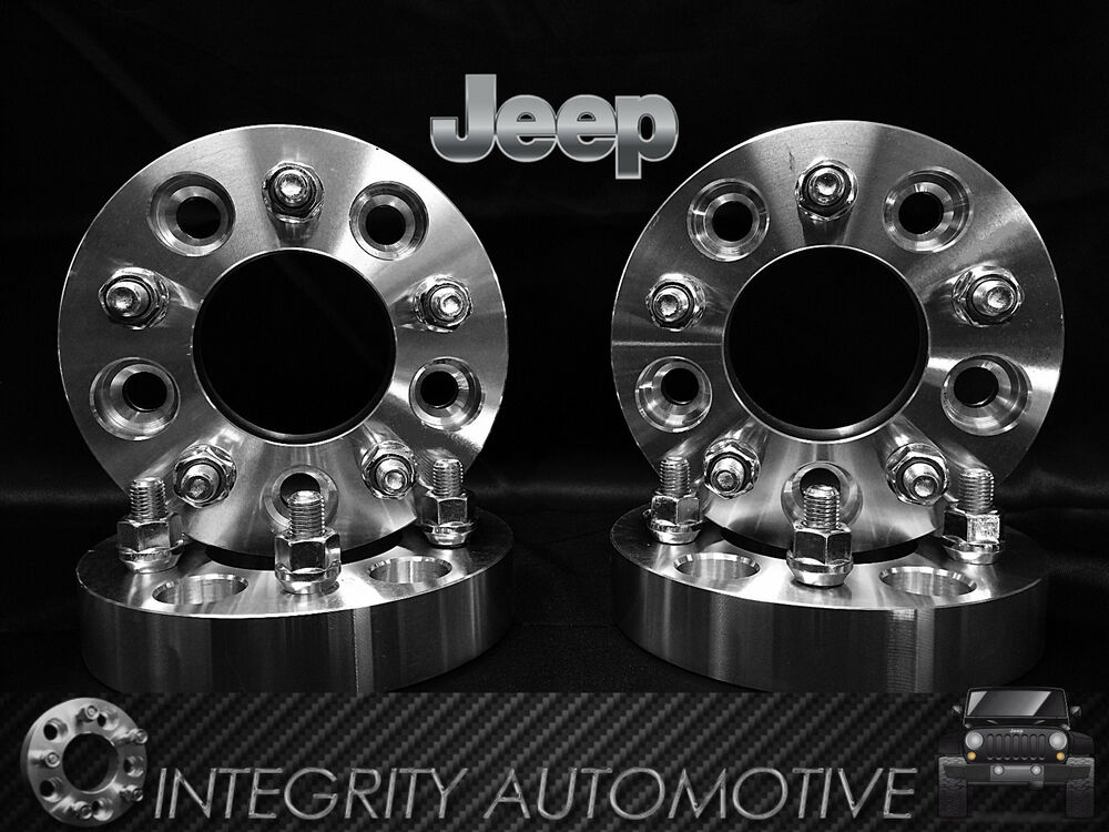 Jeep Wheel Spacers Or Extenders : Wheel adapters to quot adapts jeep cj