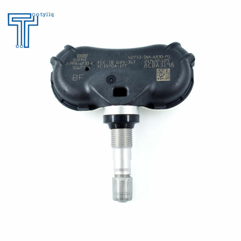 new tire pressure monitor sensor tpms for honda odyssey