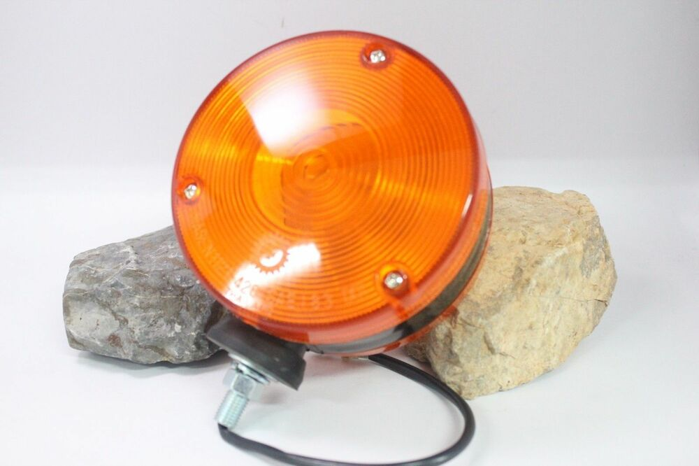 Guide Tractor Lights : Quot turn signal light lamp large tractor ford john deere