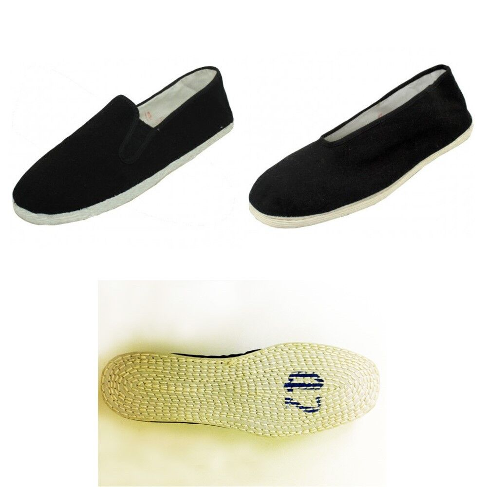 Chinese Kung Fu Slip On Shoes
