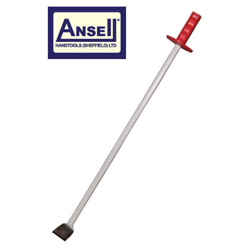 ANSELL LONG FLOOR & WALL TILE REMOVAL TOOL CHISEL TR2