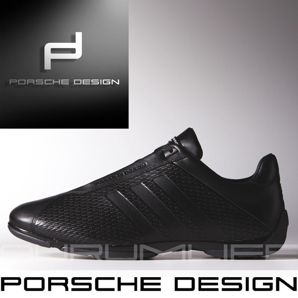 adidas porsche design drive pilot ii bounce men 39 s black. Black Bedroom Furniture Sets. Home Design Ideas
