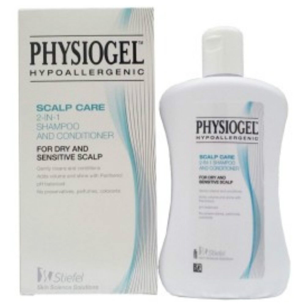 hypoallergenic hair styling products physiogel hypoallergenic shampoo plus sensitive hair 9274