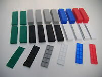100mm x 28mm PLASTIC GLAZING WINDOW GLASS PACKERS - 100 MIXED - FREE DELIVERY