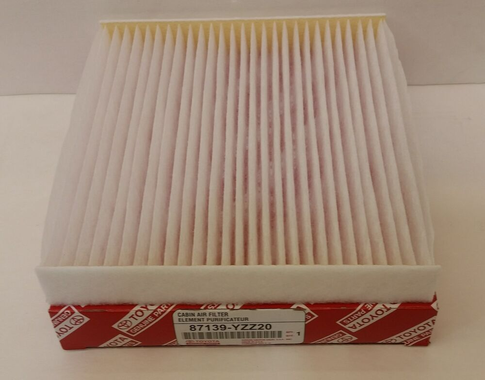 Lexus oem factory cabin filter 2010 2015 rx350 rx450h for 2015 lexus rx 350 cabin air filter