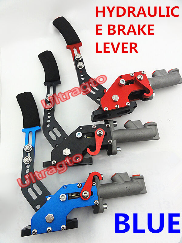 Blue Hydraulic Drift Rally E Brake Handle Racing Off