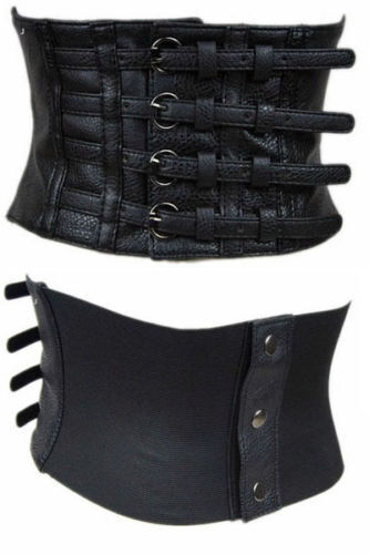 entefile.gq: black corset belt. From The Community. Amazon Try Prime All eBoot Elastic Wide Waist Belt Tied Corset Cinch Belt with Press Button, Black. by eBoot. $ $ 10 99 Prime. FREE Shipping on eligible orders. out of 5 stars
