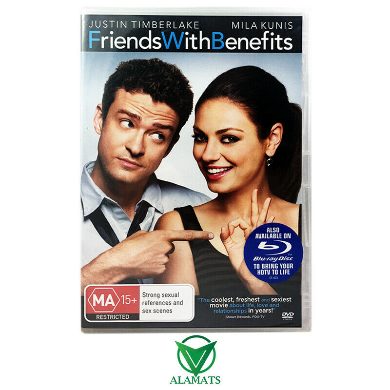 friends with benefits romantic scene