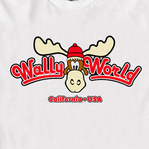 Wally World Funny Christmas Vacation Vintage Movie Walley