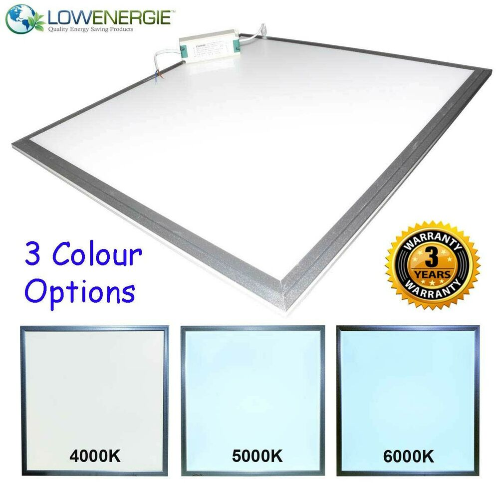 Large LED Panel Light Ceiling Recessed Or Suspended
