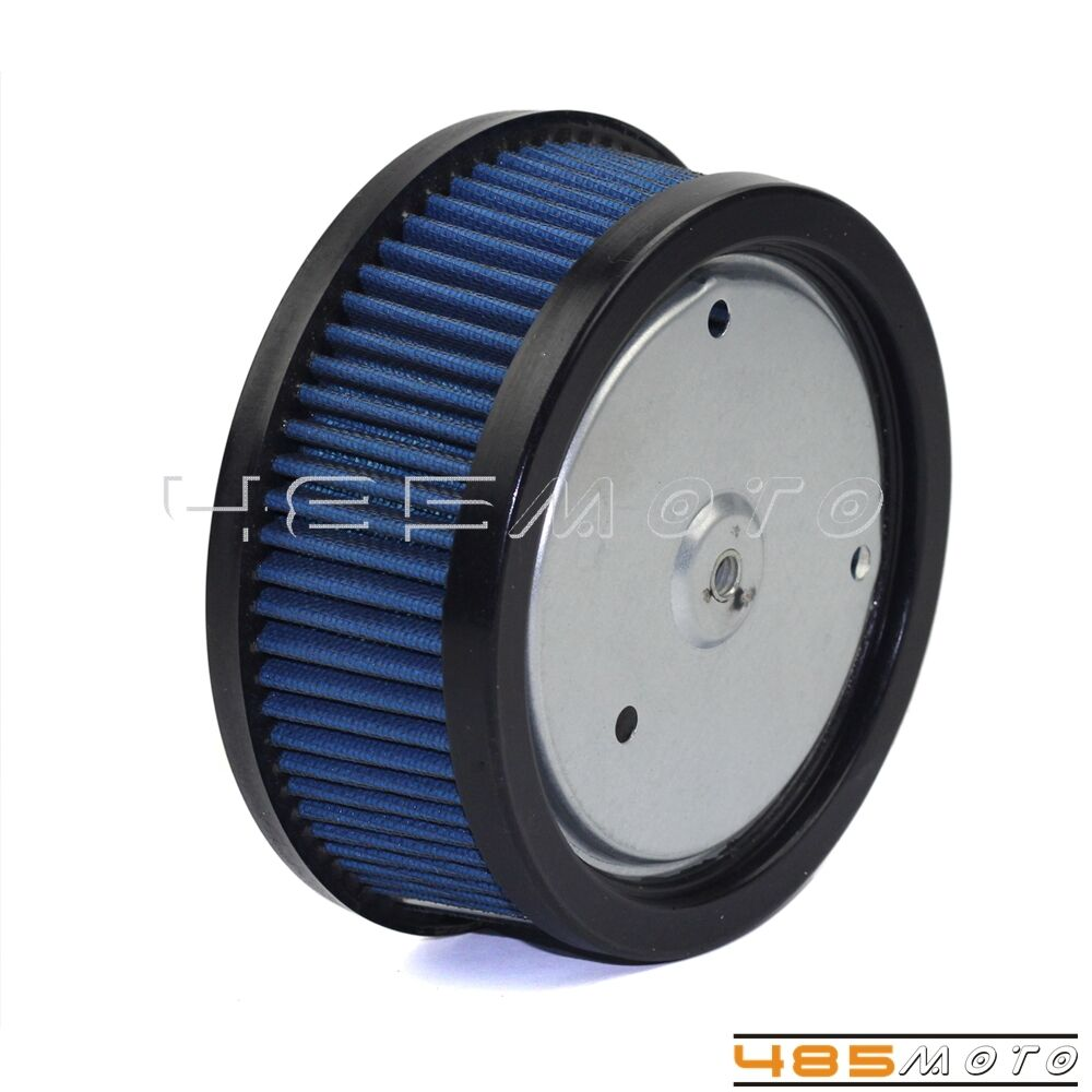 Harley Davidson Performance Air Cleaner : Motorcycle air filter for harley davidson street road