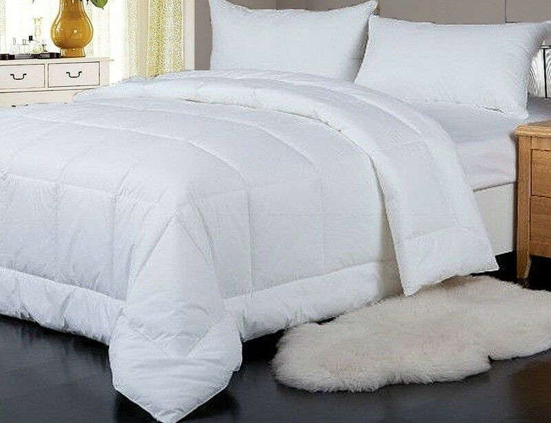 Luxury Heavy Weight Goose Down Alternative Comforter