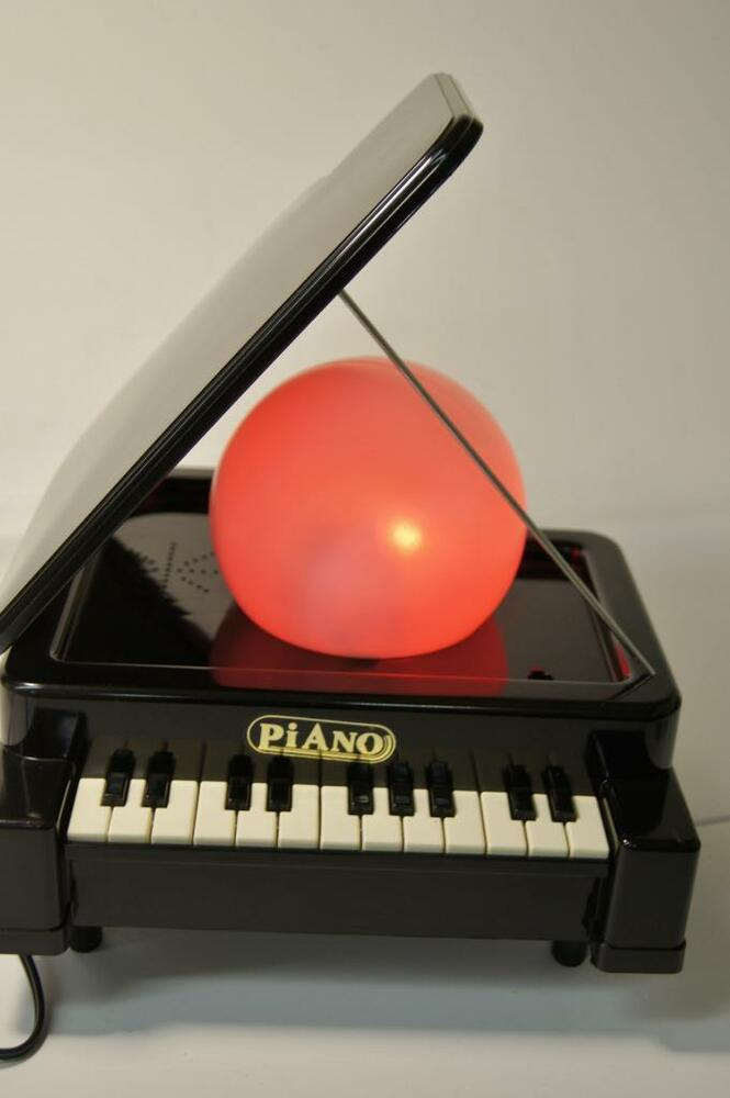 Baby Grand Piano Light By Iem You Can Really Play Color