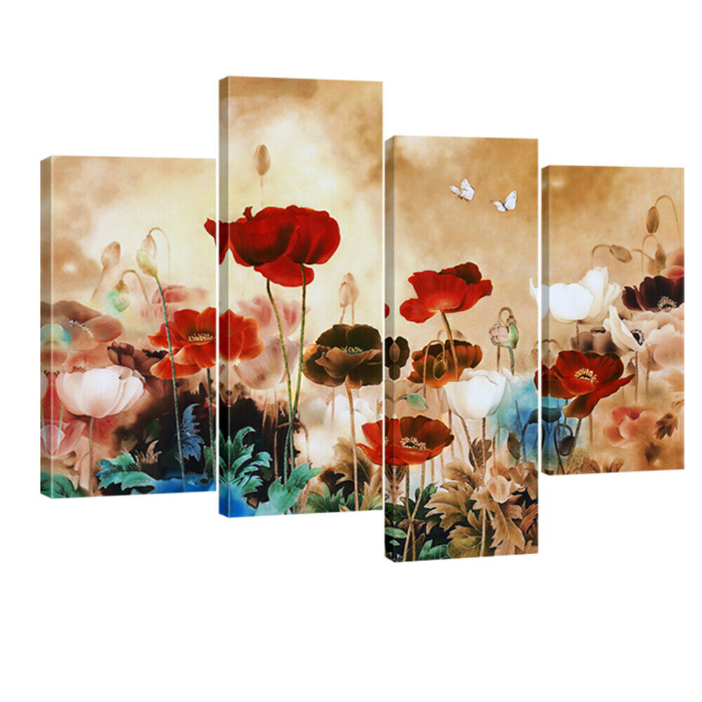 Canvas Painting Print Poster Abstract Art Landscape Wall