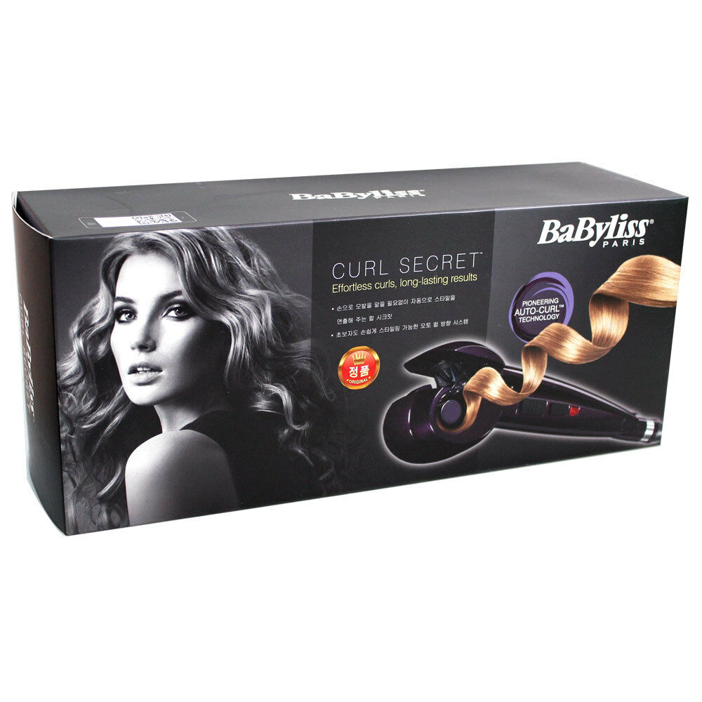 babyliss 2667k curl secret ceramic professional hair auto curl technology new ebay. Black Bedroom Furniture Sets. Home Design Ideas