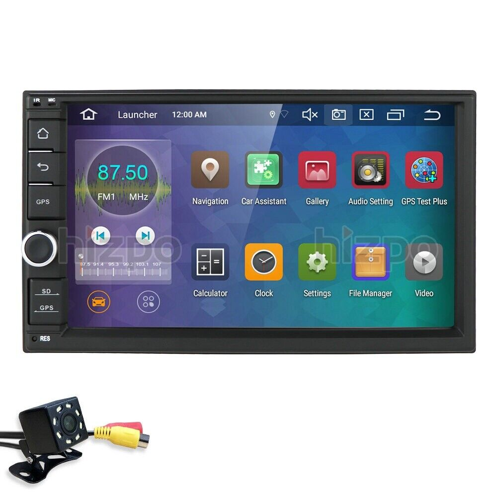gps navigation 7 lcd stereo 2din car dvd player for vw. Black Bedroom Furniture Sets. Home Design Ideas