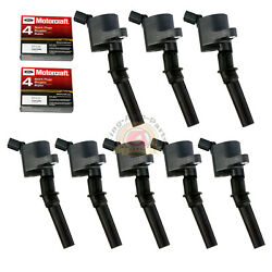 Kyпить Ignition Coils for Ford F150 Expedition Mustang with Motorcaft Spark plug DG508 на еВаy.соm