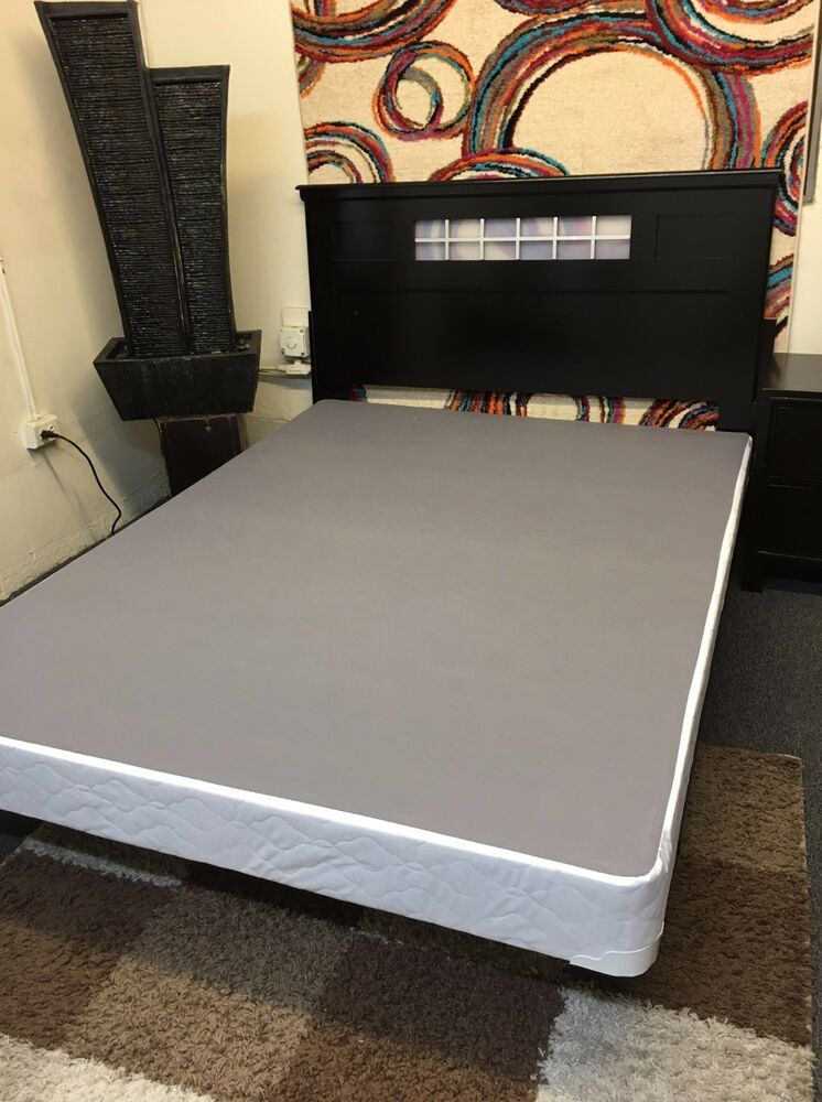 5 Inch Low Profile Box Spring Foundation By Orthosleep
