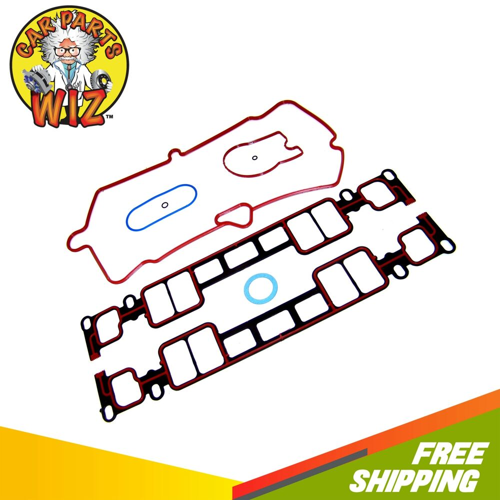 S L on Chevy 350 Vortec Gasket Set For