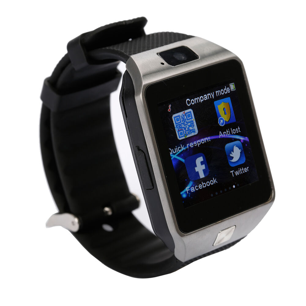 2016 bluetooth smart watch phone smartwatch facebook for Smart pic for facebook