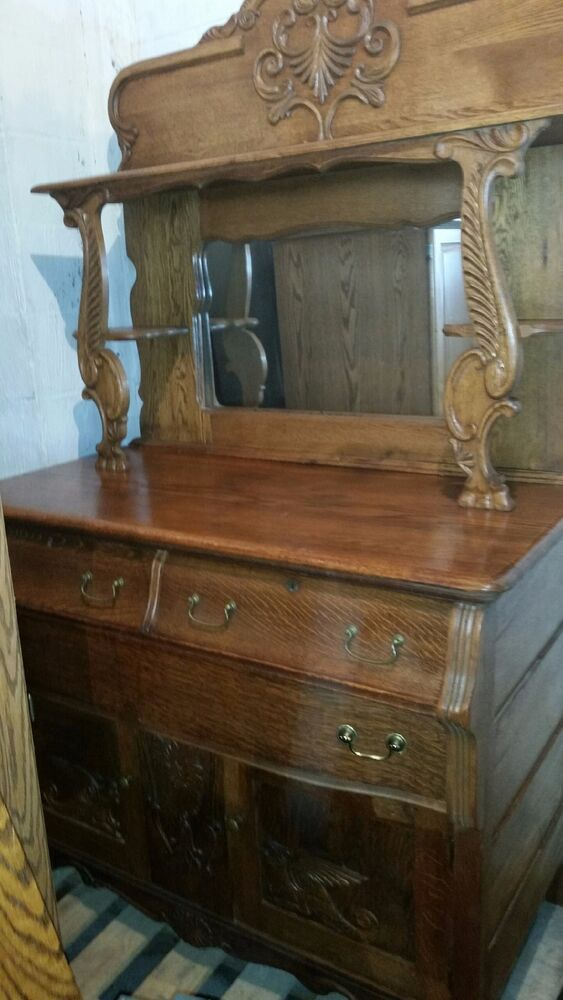 Antique Sideboard 1800s Ebay