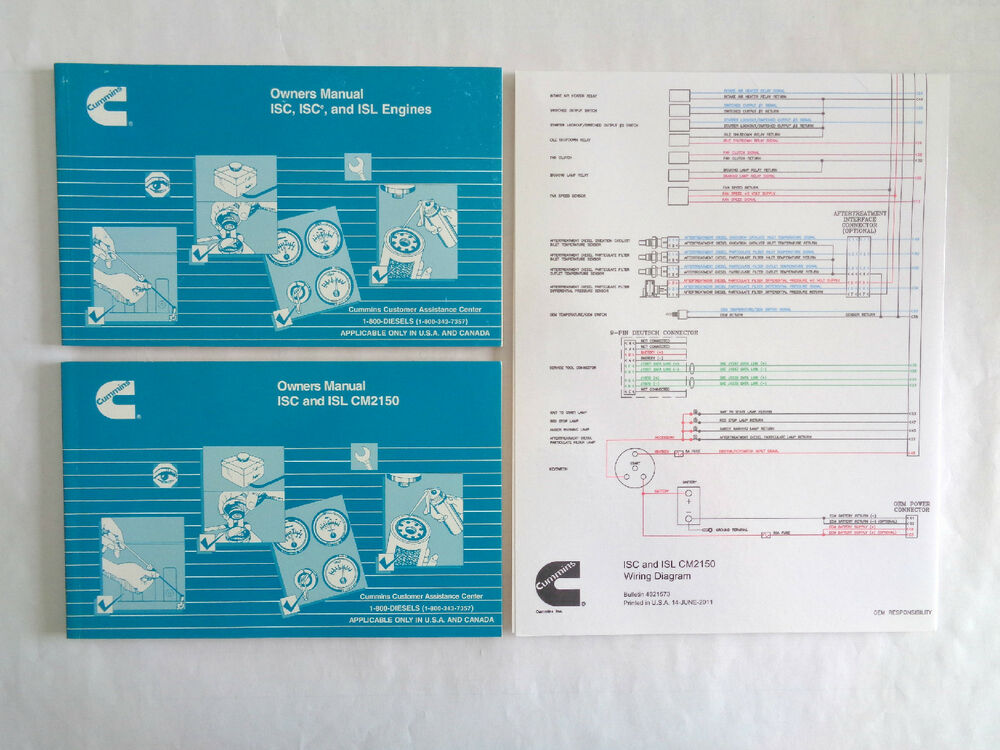 cummins owners manuals isc isce amp isl and isc amp isl cm2150 cummins owners manuals isc isce amp isl and isc amp isl cm2150 and wiring diagram
