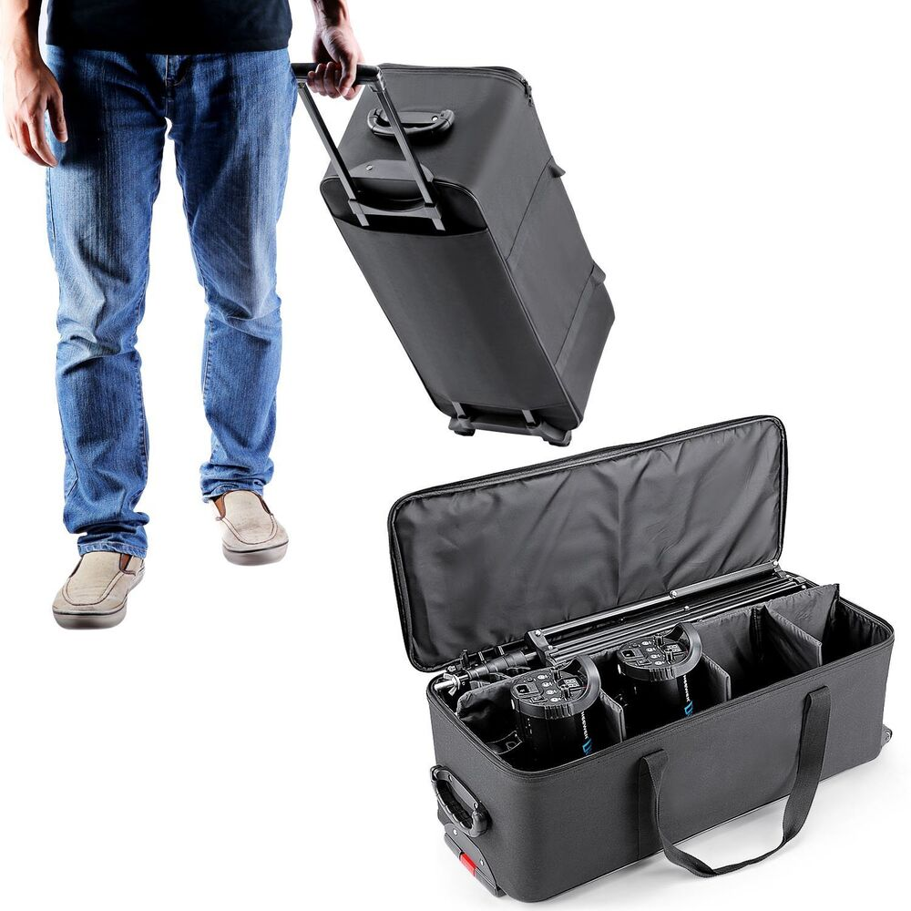 bag equipment case carry storage studio lighting padded camera bags cases accessories cameras covers rolls
