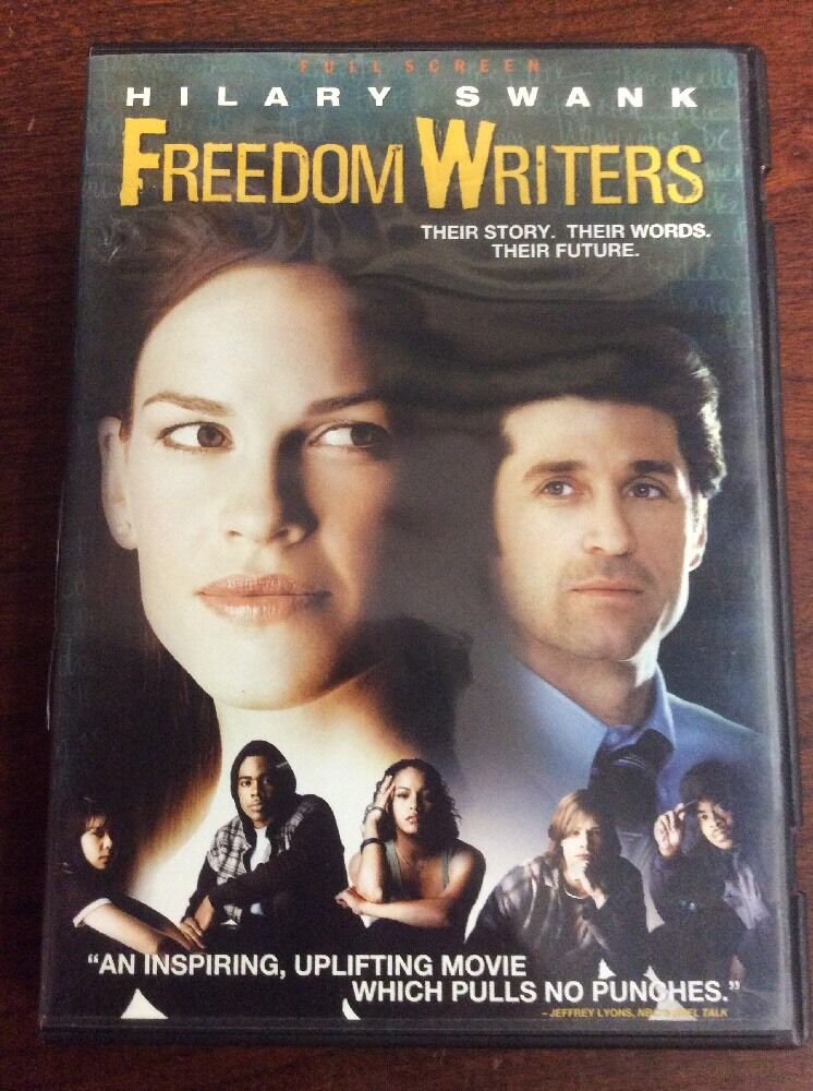 main characters of freedom writers Freedom writers essay in the movie, the freedom writers mrs erin gruwell (hillary swank) plays a role of a dedicated teacher who did all she could, to help her students learn to respect themselves and each other.