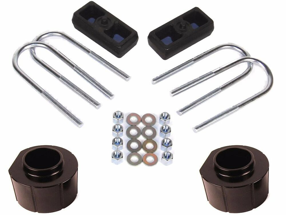 """Jeep Cherokee XJ 2"""" Budget Boost Lift Kit Poly Spacers and ..."""