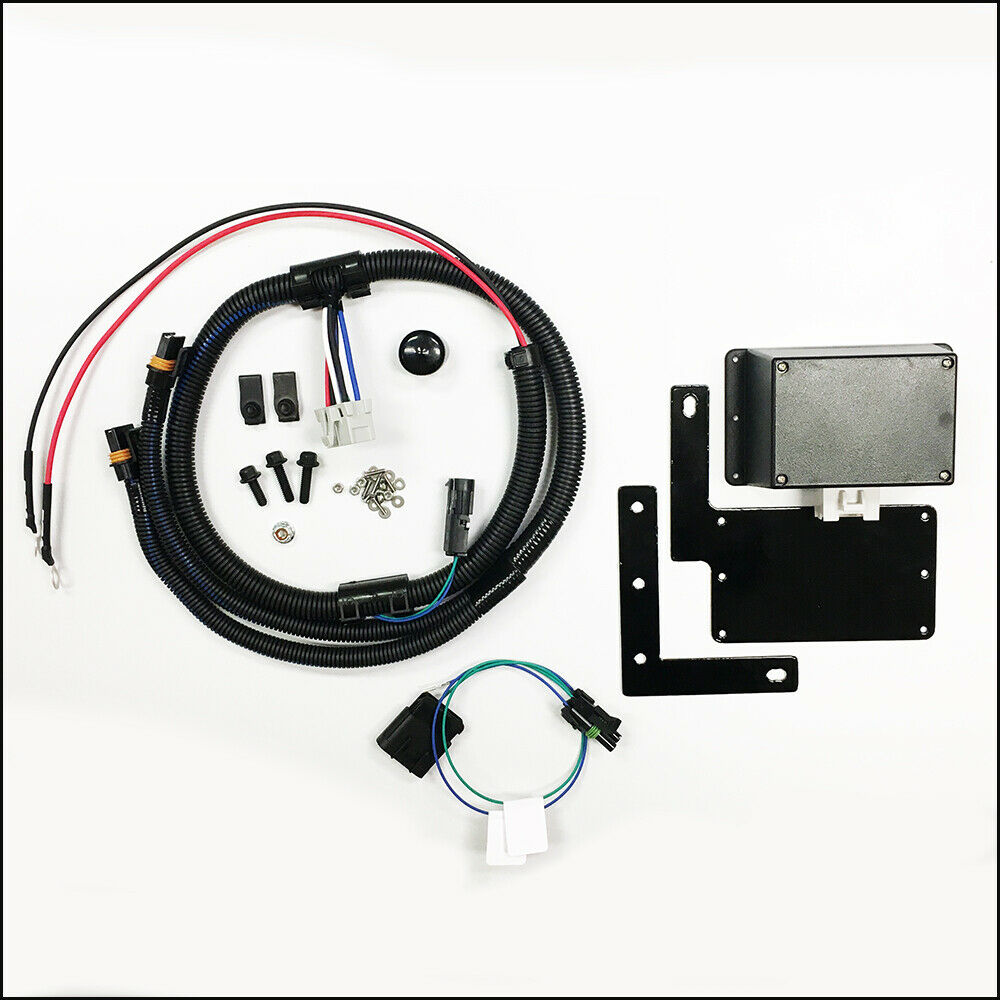 Pcm Of Nc Three Relay Ls1 Electric Fan Conversion Kit 2007 Tbss 5 3l Ebay