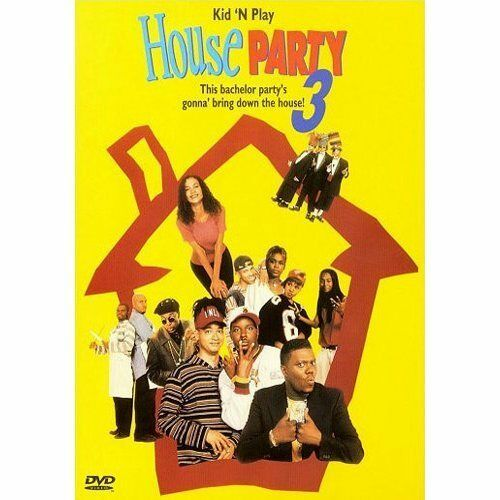 Ebay Houses For Rent: House Party 3 DVD Bernie Mac - Disc Only (rental)