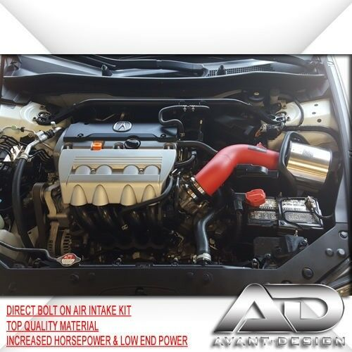 2009-2014 FOR ACURA TSX 2.4L 2.4 4cyl AF Dynamic COLD AIR