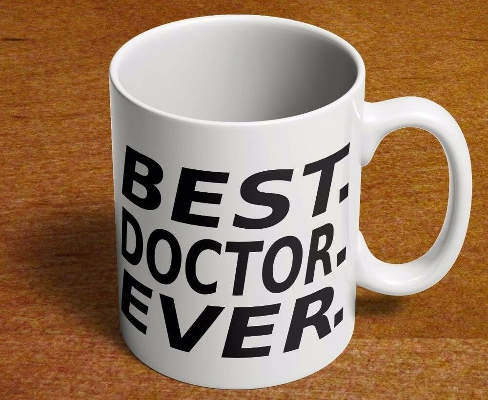 Best doctor ever mug gift for doctor doctor office for Best coffee cup ever