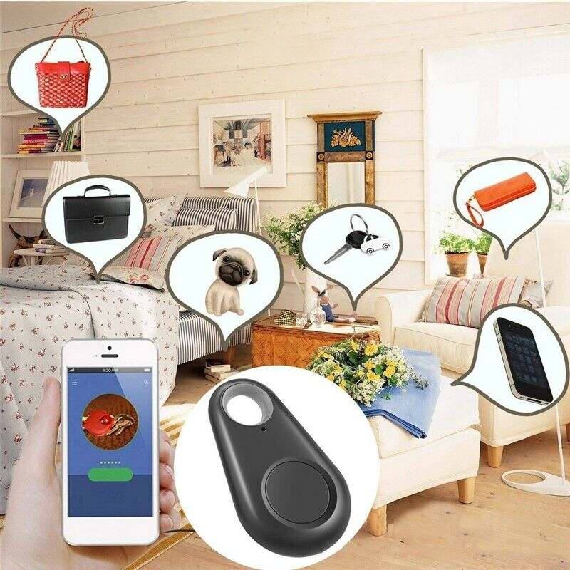 black auto car kids spy mini gps tracking finder device motorcycle tracker track ebay. Black Bedroom Furniture Sets. Home Design Ideas