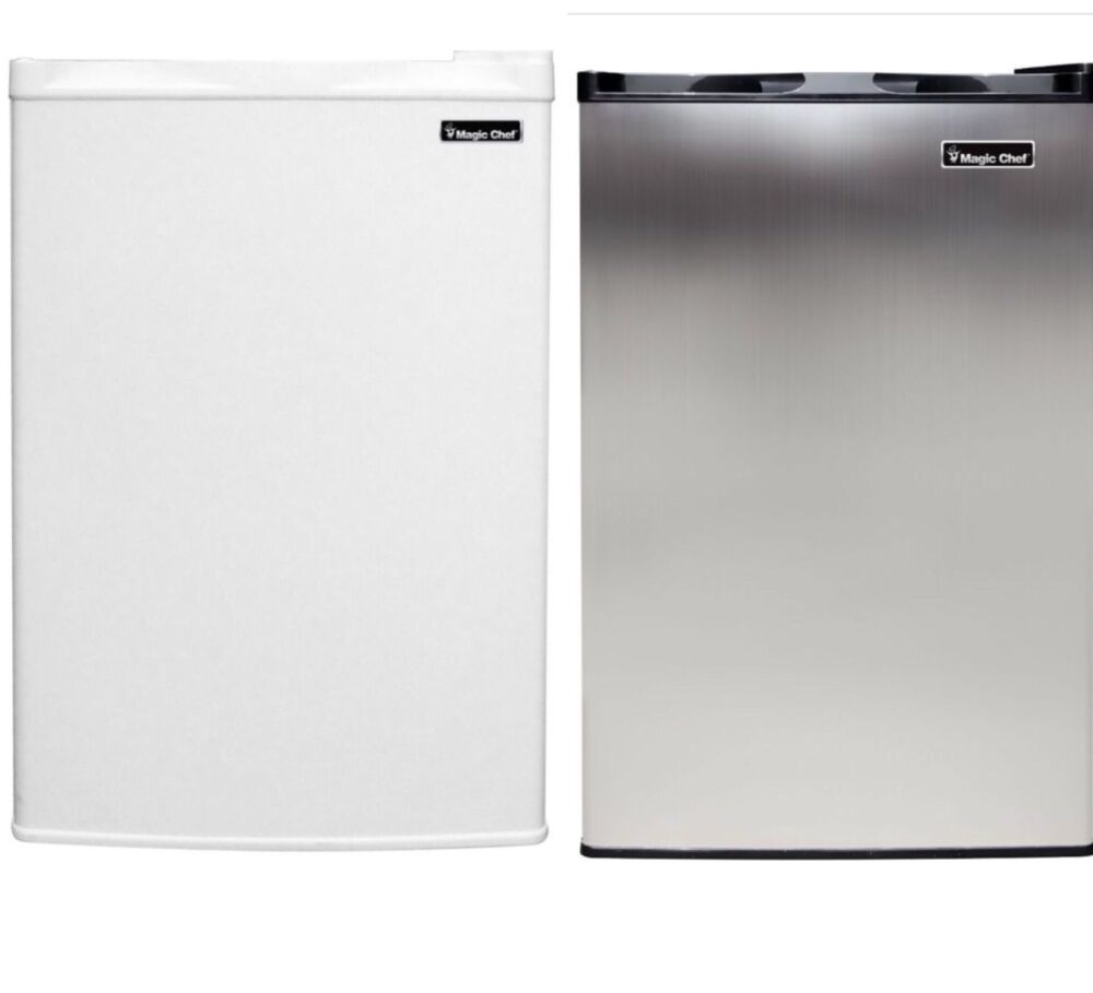 Magic Chef 3 0 Cu Ft Compact Upright All Freezer White Or