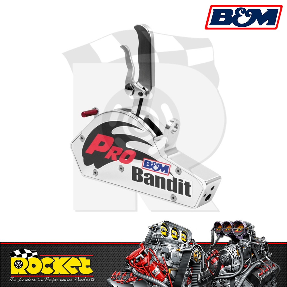 b m pro bandit race shifter 2 speed powerglide. Black Bedroom Furniture Sets. Home Design Ideas