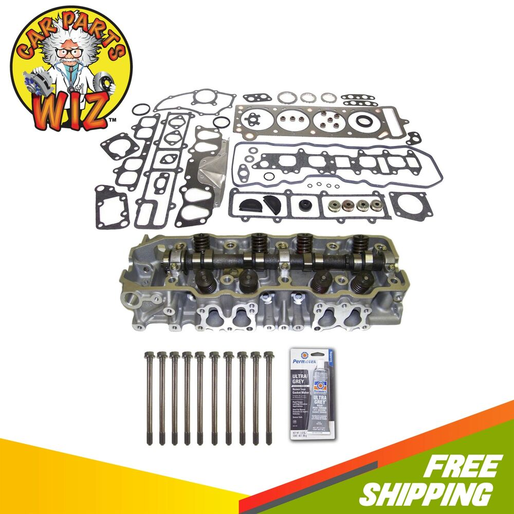 Engine Cylinder Head Gasket Fits 1994 2000 Toyota Camry: Complete Cylinder Head, Head Gasket Set & Bolts Fits 85-95