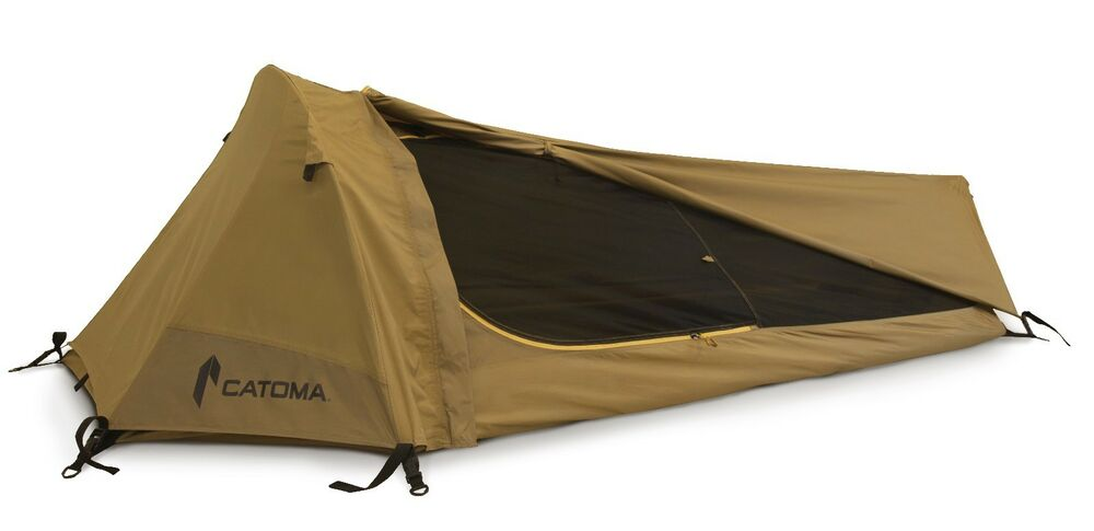 Catoma Tactical Raider Bivy Tent Coyote Brown With Ground Sheet  sc 1 st  eBay & Catoma Tent | eBay
