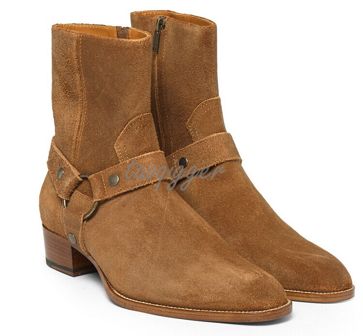Harry Styles Suede Shoes