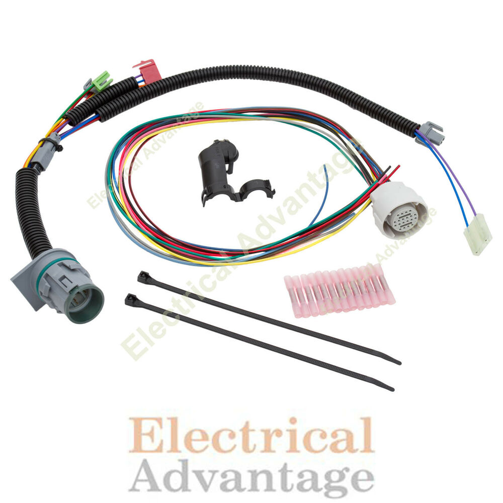 4l80e Transmission External Wiring Harness Diagrams New Internal Wire 4l60 To 4l80 Swap