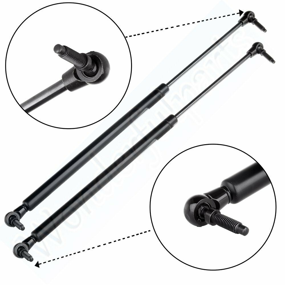 2 pcs liftgate hatch tailgate lift supports strut for jeep